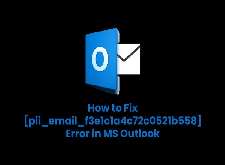 How Can Fix The [Pii_email_bbc3ff95d349b30c2503] Error Code In E.Mail Outlook