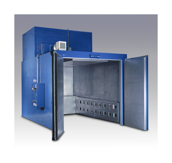 3 Kinds of Industrial Curing and Batch Ovens